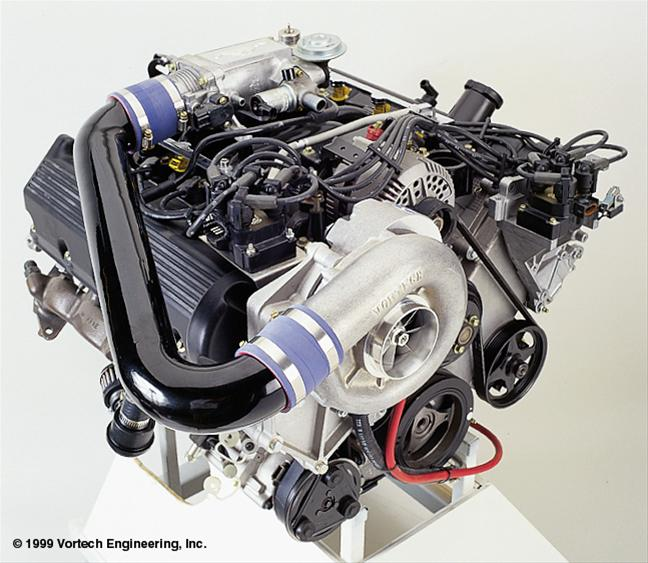Mustang Lx Vortech Supercharger: 1996 FORD MUSTANG Vortech Centrifugal Supercharger Kits