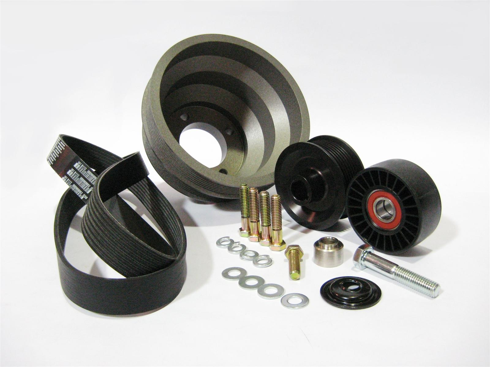FORD MUSTANG Vortech Power Pulley Packs 8E018-312
