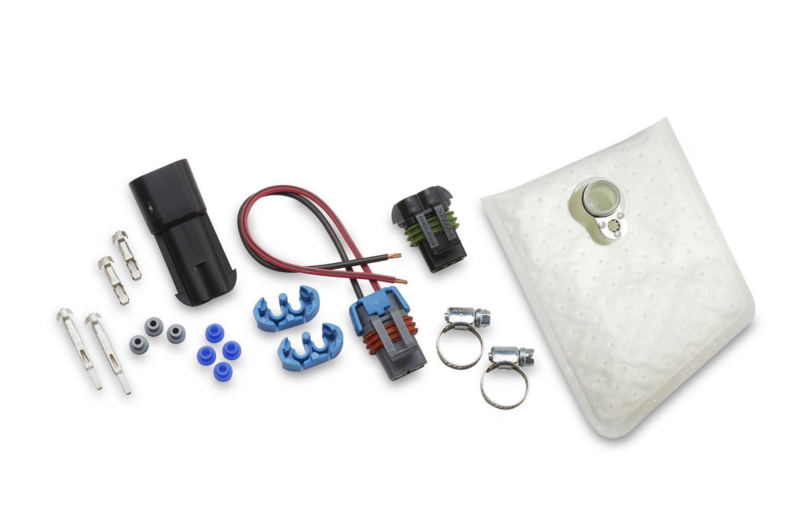 Deatschwerks FPHWK Fuel Pump Hardwire Upgrade Installation Kit FREE SHIP!