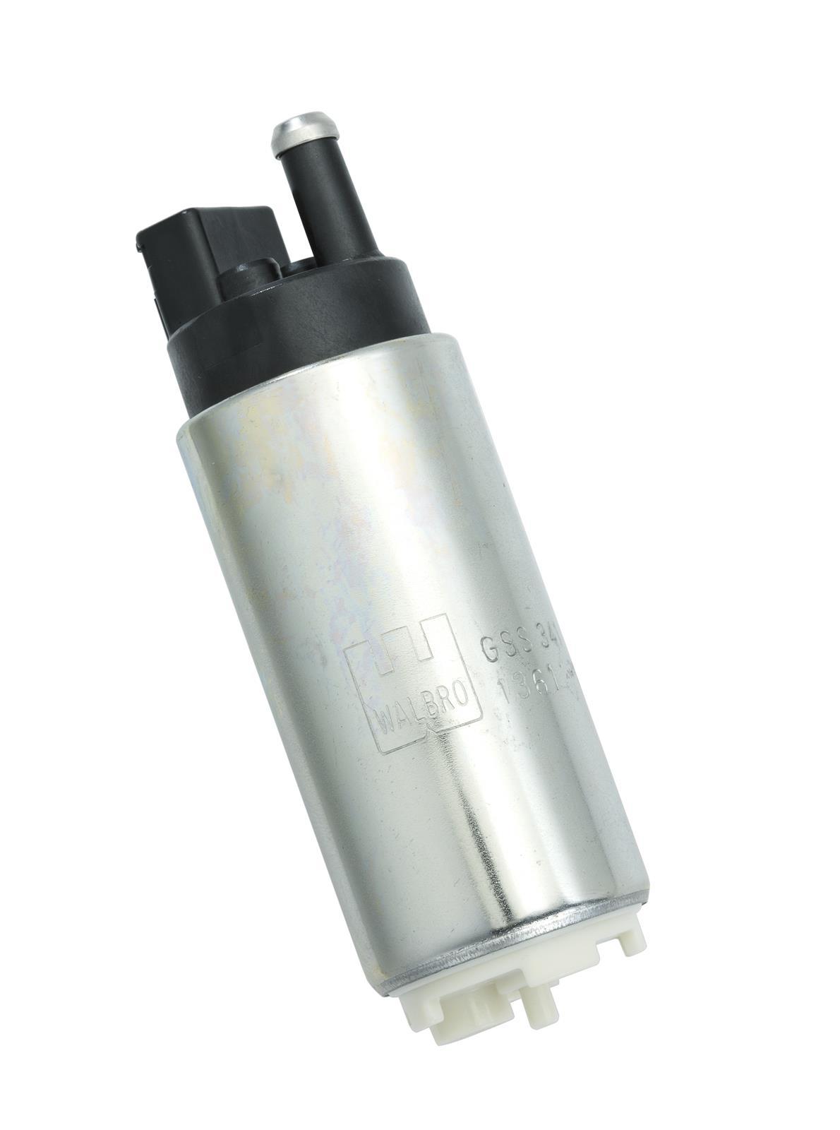 Jr Dragster Walbro Fuel Pump Cover Black