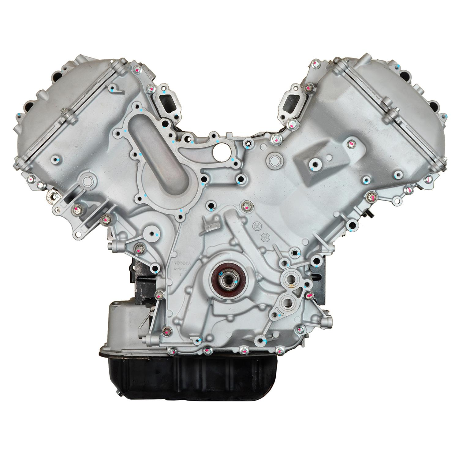 VEGE Remanufactured Long Block Crate Engines 865A