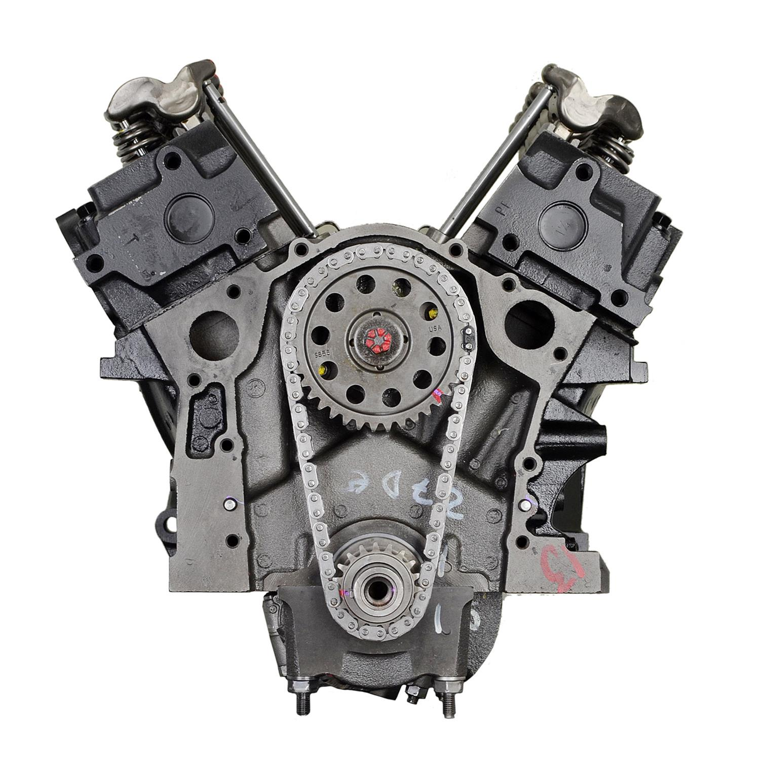 VEGE Remanufactured Long Block Crate Engines DFXV