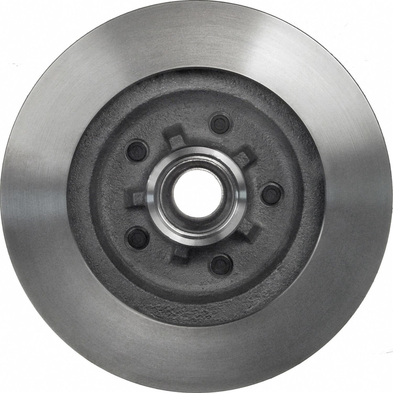 Front Wagner BD180079 Premium Brake Rotor