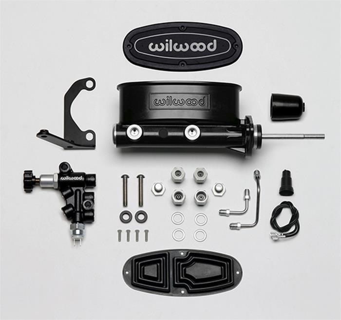 Wilwood 261-13626-BK Brake Master Cylinder Kit