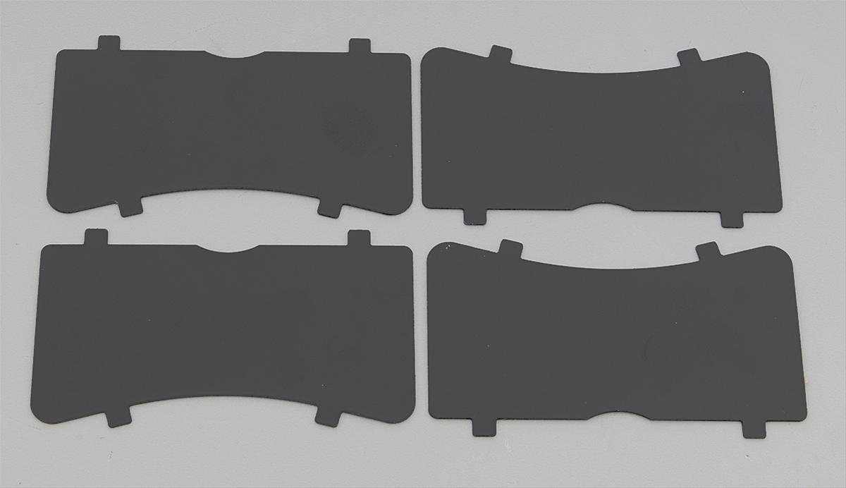 URO Parts 996 352 086 00 Brake Pad Shim