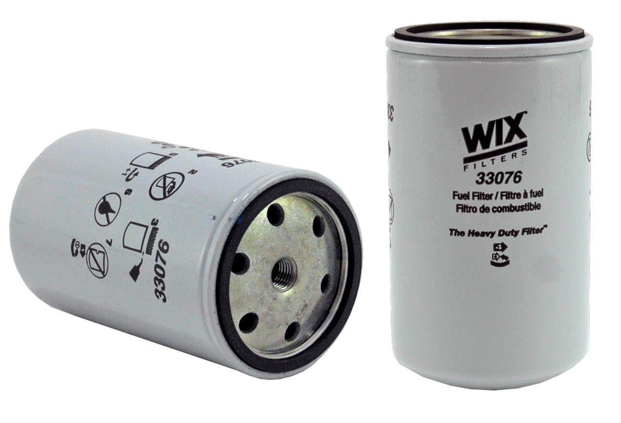 Wix Filters 33076 Free Shipping On Orders Over 49 At Summit Racing Fuel Filter