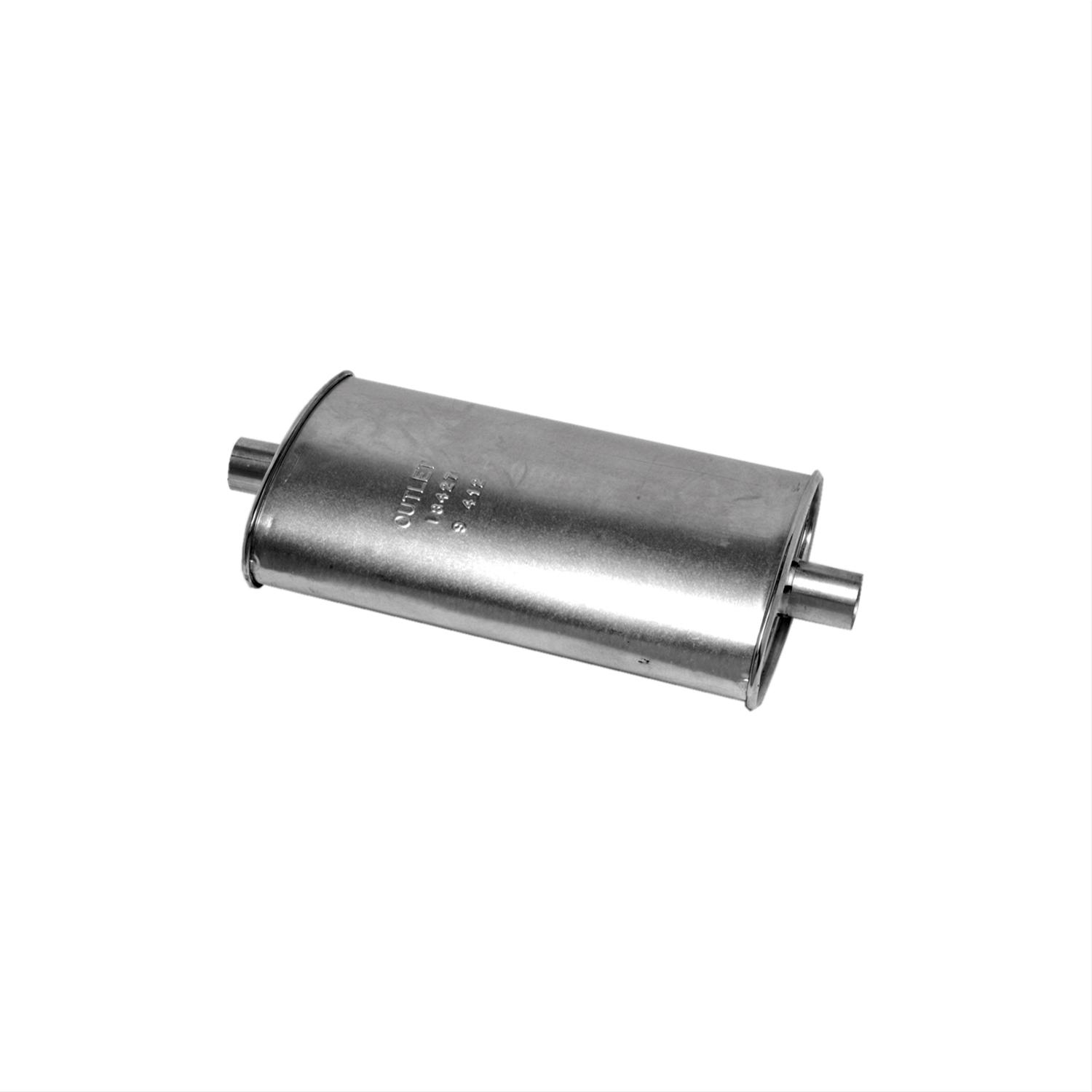Walker Direct Fit SoundFX Mufflers 18427 - Free Shipping on Orders