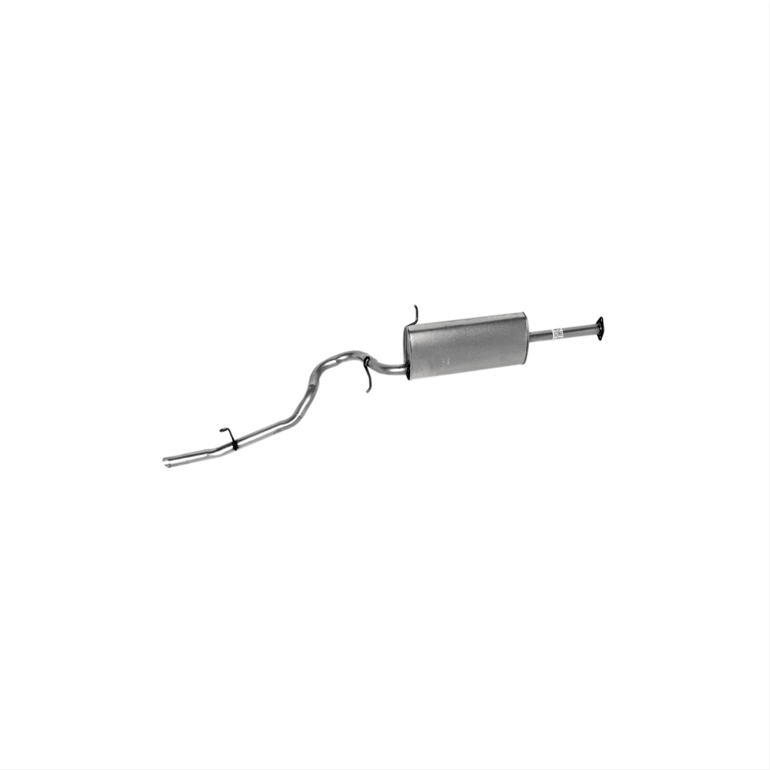 Exhaust Muffler-SoundFX Direct Fit Muffler Walker 18461