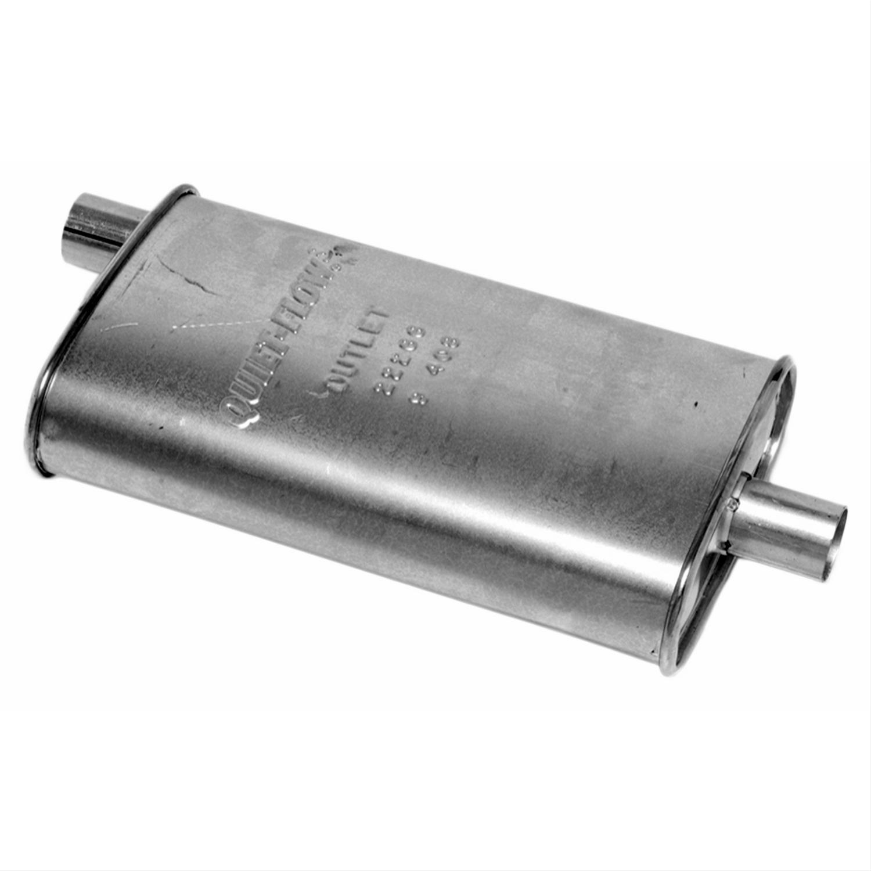 Exhaust Muffler-Quiet-flow Ss Muffler Walker 22207