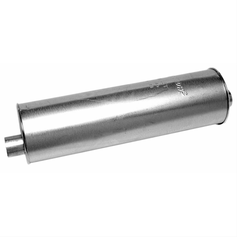 Exhaust Muffler-Quiet-Flow SS Muffler Walker 22798