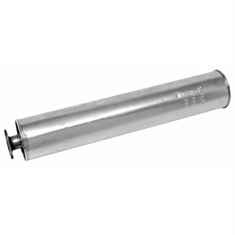 Walker 22393 Quiet-Flow Stainless Steel Muffler