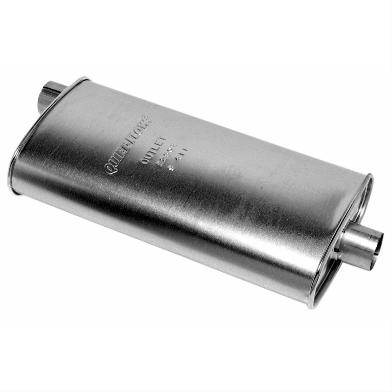 "Summit Racing 630550 Exhaust Hanger Steel 9.5/"" Long Clamp-On Universal Each"