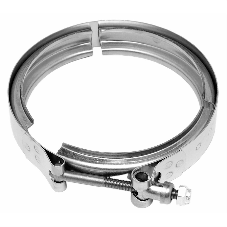 Walker V Band Exhaust Clamp 4 187 Quot Steel Each 35290 Ebay