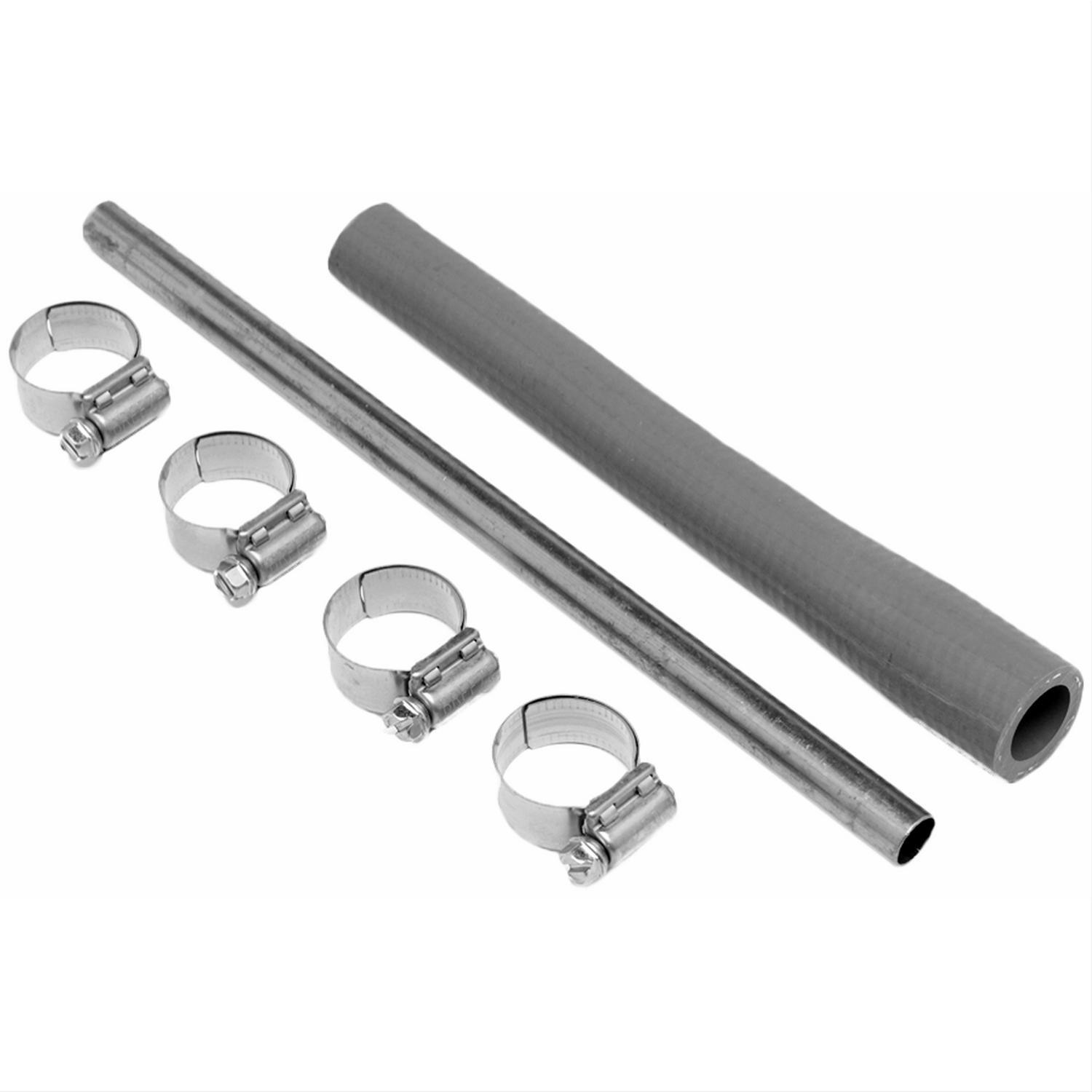 Walker Universal Catalytic Converter Air Tubes 35574 Free Shipping 2004 Ford F 150 On Orders Over 99 At Summit Racing
