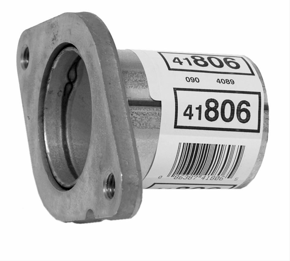 Walker Intermediate Pipes 41806 Free Shipping On Orders