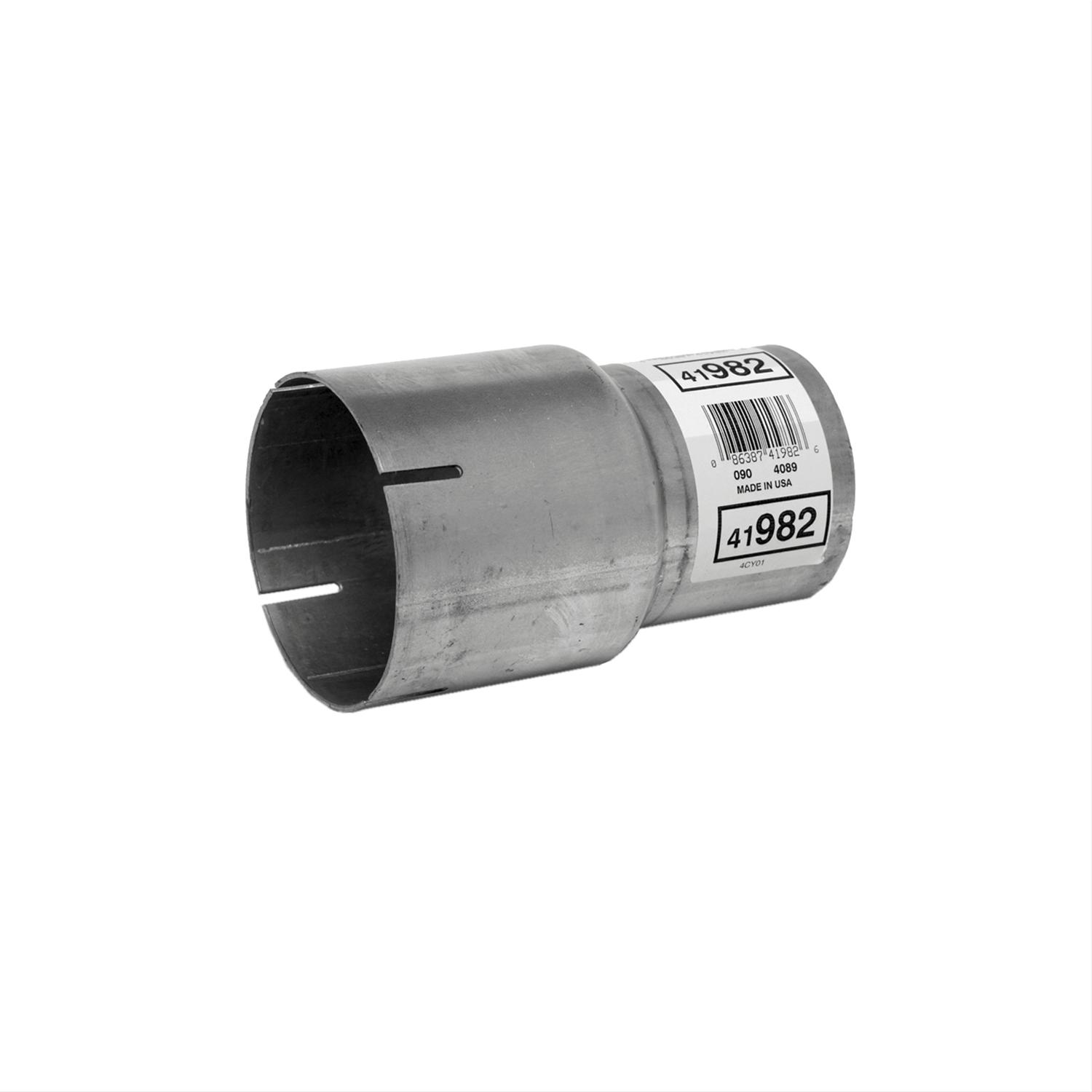 Walker exhaust pipe adapters and reducers free
