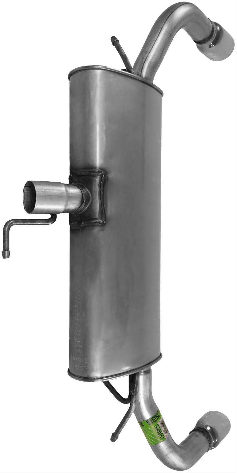 Exhaust Muffler-Quiet-Flow SS Muffler Walker 21690