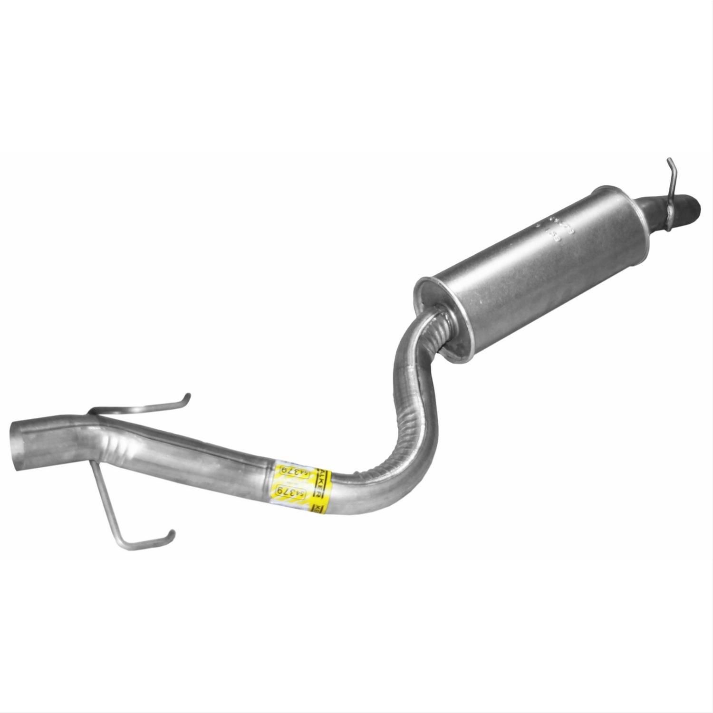 Exhaust Resonator Walker 21665