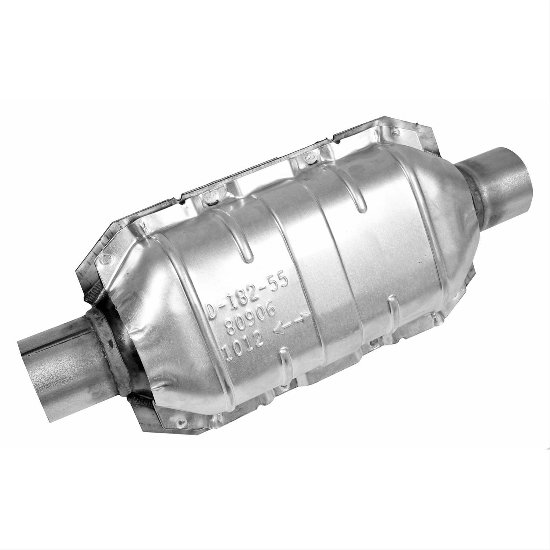 Walker CalCat Universal Catalytic Converters 80906 - Free Shipping