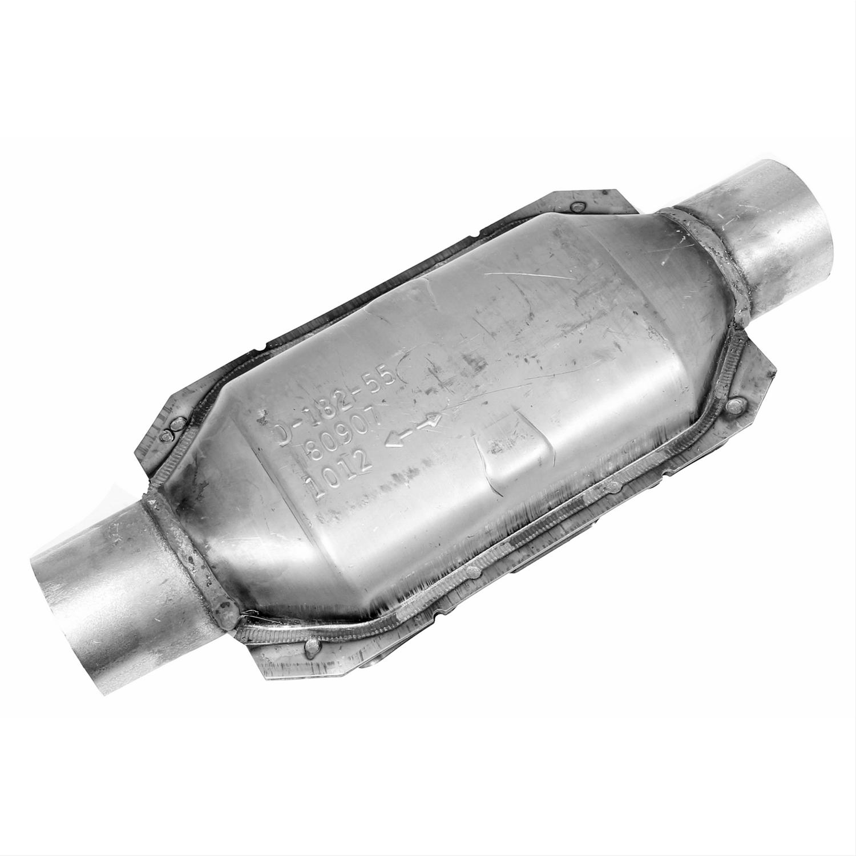 Magnaflow 94106 Universal Catalytic Converter Non CARB compliant