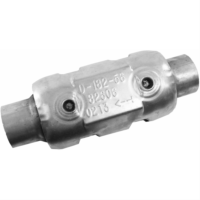 Catalytic Converter-CalCat Universal Converter Walker 80907