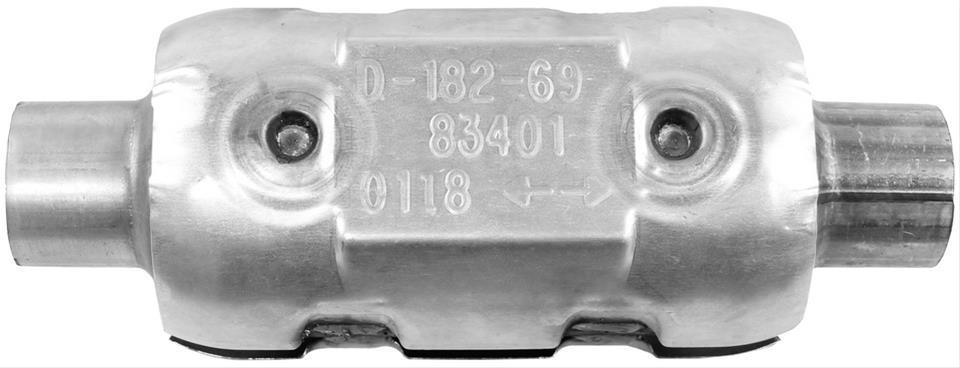 Catalytic Converter-CalCat Universal Converter Walker 81711