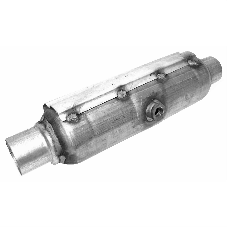 MagnaFlow Catalytic Converter Universal-Fit Inlet//Outlet Diameter 2.5 in 94056