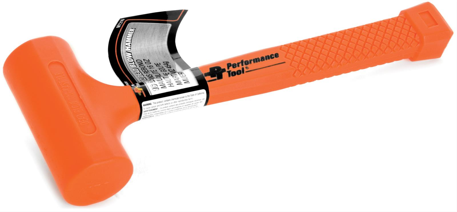 Performance Tool M7232 32oz Hi Viz Dead Blow Hammer Auto Parts And Vehicles Automotive Hand Tools A wide variety of dead blow hammer options are available to you, such as application, handle material, and hammer type. livingon