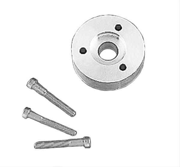 Weiand Crankshaft Pulley Spacers 90683