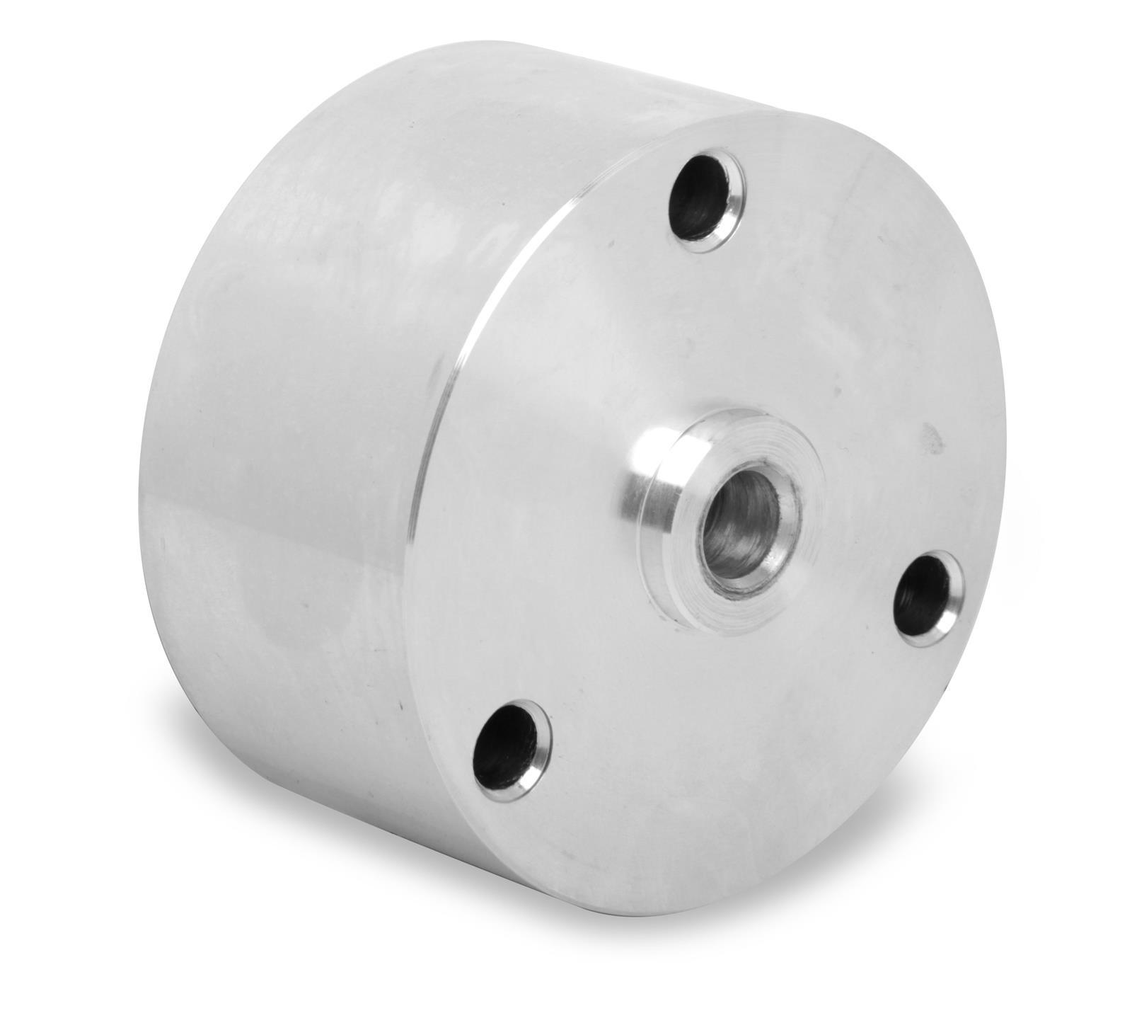 Weiand Spacer Crankshaft Puller Aluminum Chevy Weiand 144