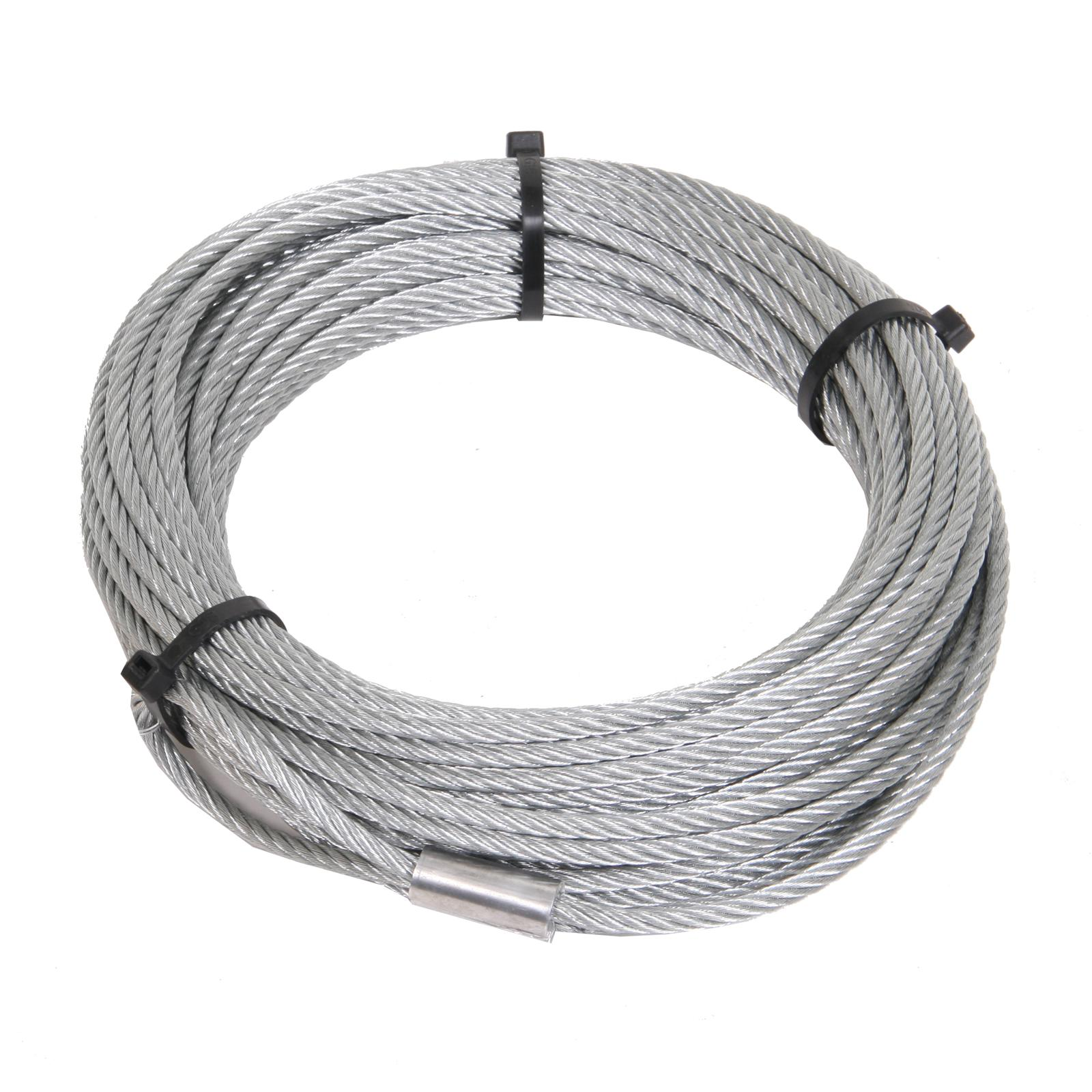 Warn Replacement Wire Ropes 15236 - Free Shipping on Orders Over $99 ...