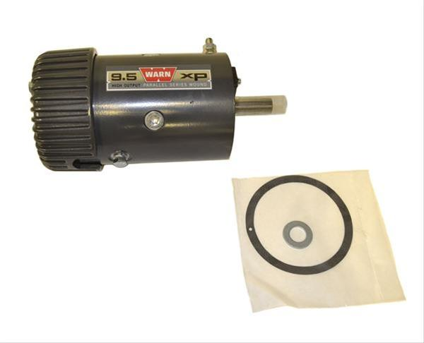Warn replacement winch motors 68608 free shipping on Warn winch replacement motor