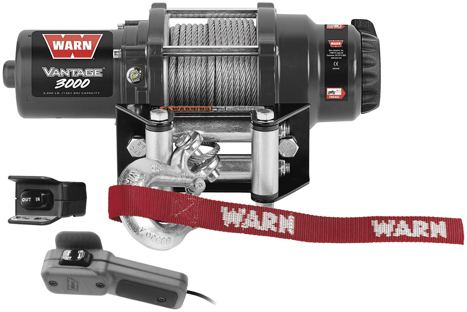 wrn 89030_xl xl 3000 warn winch parts diagram efcaviation com warn vantage 3000 wiring diagram at n-0.co