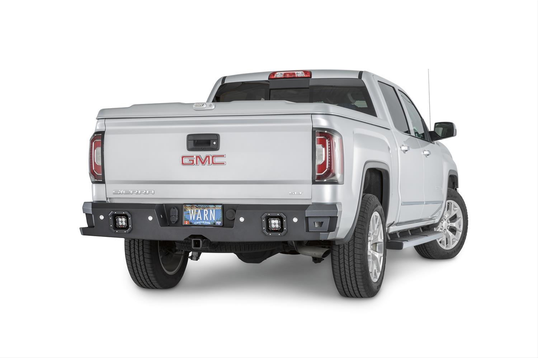 Chevrolet Silverado 1500 Warn Ascent Bumpers 96550