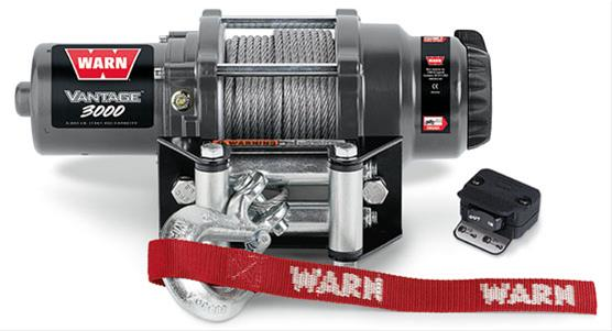 Warn Vantage 3000 Winches 99388