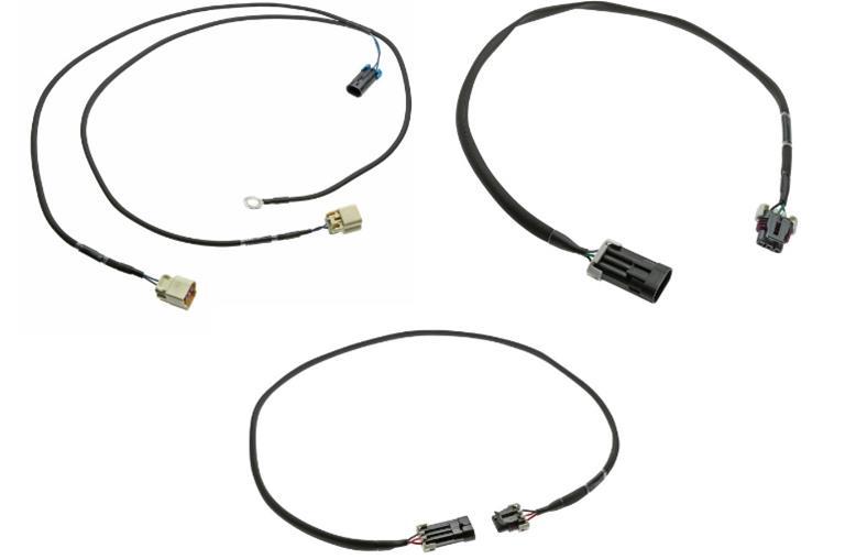 "All Gen IV harnesses, LS Gen III Crankshaft Position Sensor to Gen IV Harness Adapter Kansas with USA made OEM grade TXL wire WACKP40-6 Compatible with 6/"" Assembled in Wichita"