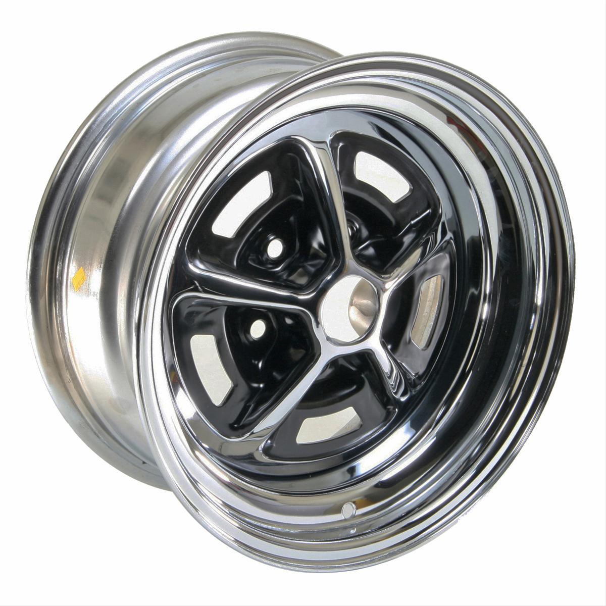 Magnum 500 Wheels >> Wheel Vintiques 54 Series Magnum 500 Chrome Wheels 54 5712044