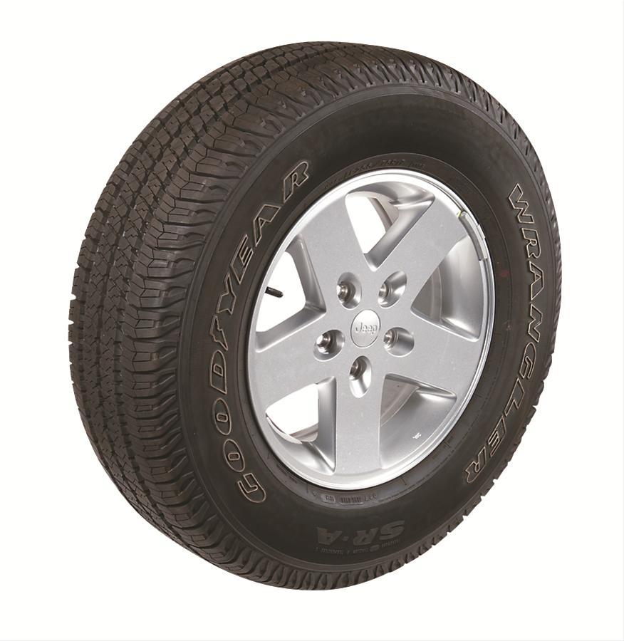 Jeep JK Wrangler Wheel And Tire Packages 2014