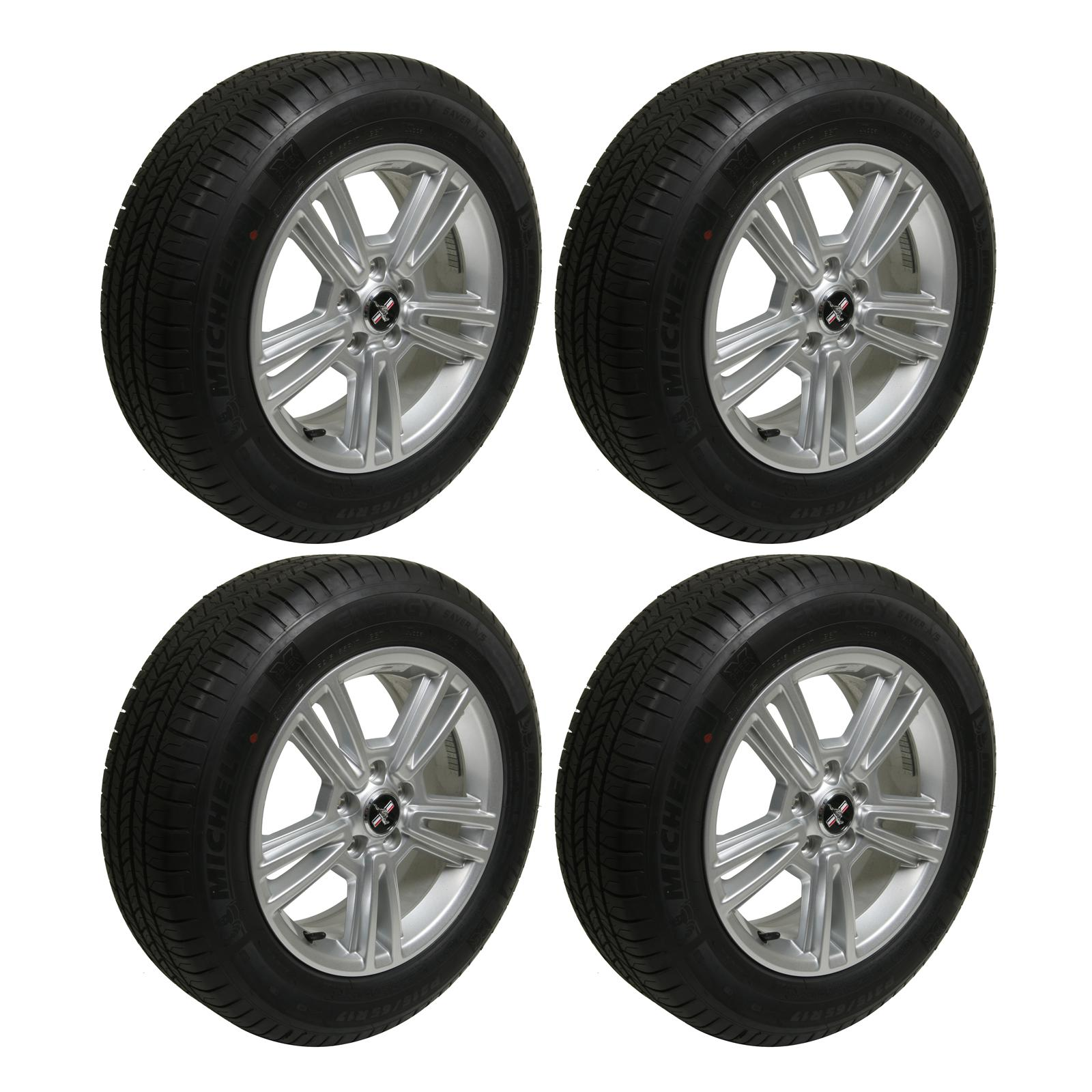 Ford Parts Wheels : Ford mustang wheel and tire packages free