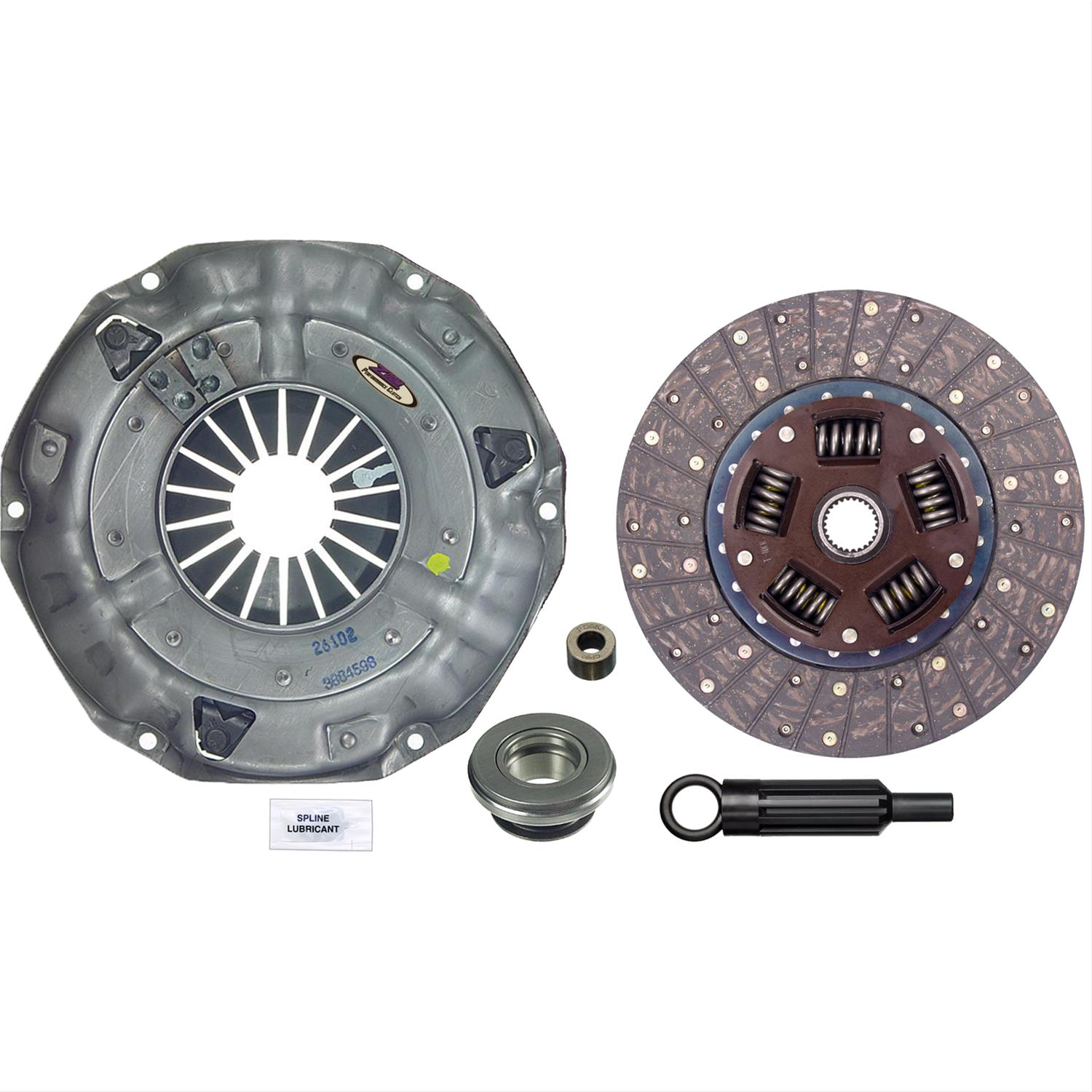Zoom 30000 Series Clutches 30006S