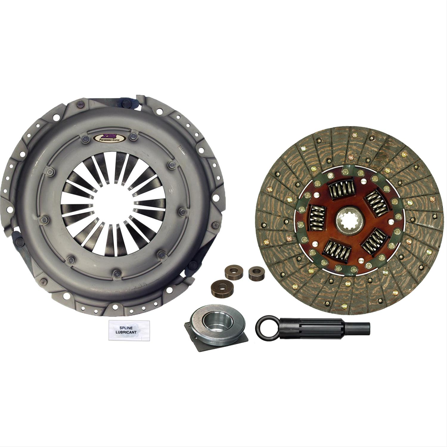 Zoom Clutches Mustang 37
