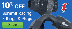10% Off Fittings & Plugs