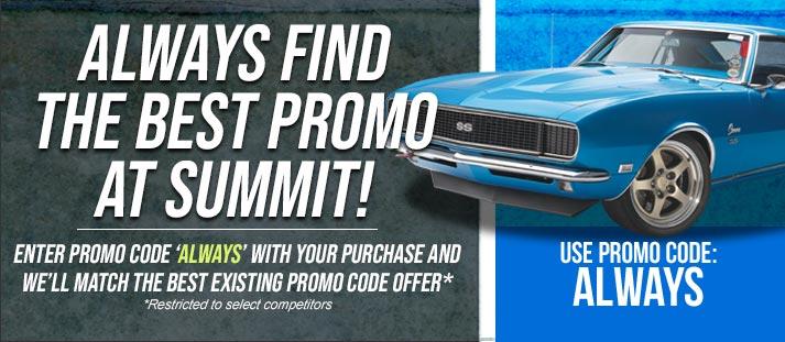 Summit Promo!