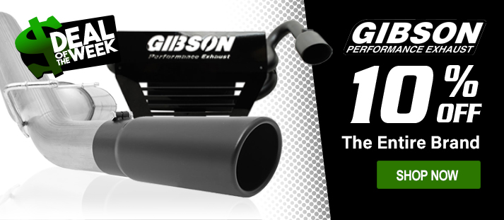 10% Off Gibson