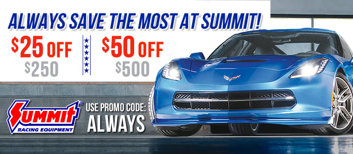 1707c1c4b Free Shipping on Orders Over  99 at Summit Racing